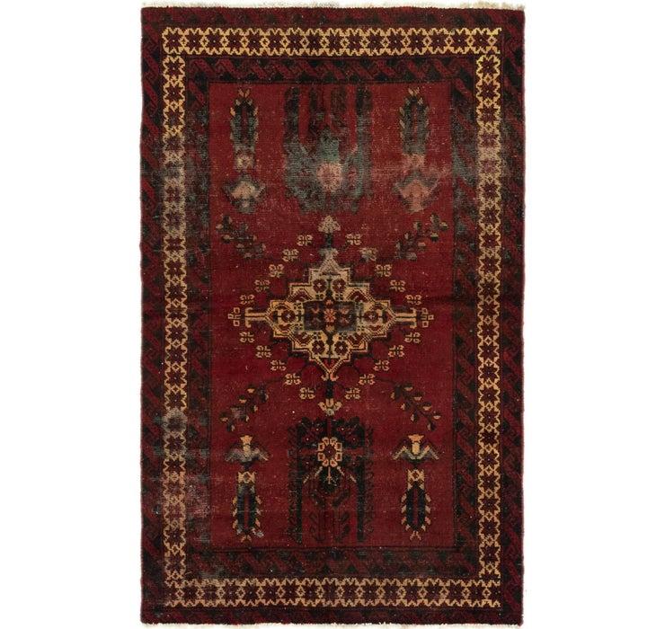 115cm x 188cm Ferdos Persian Rug