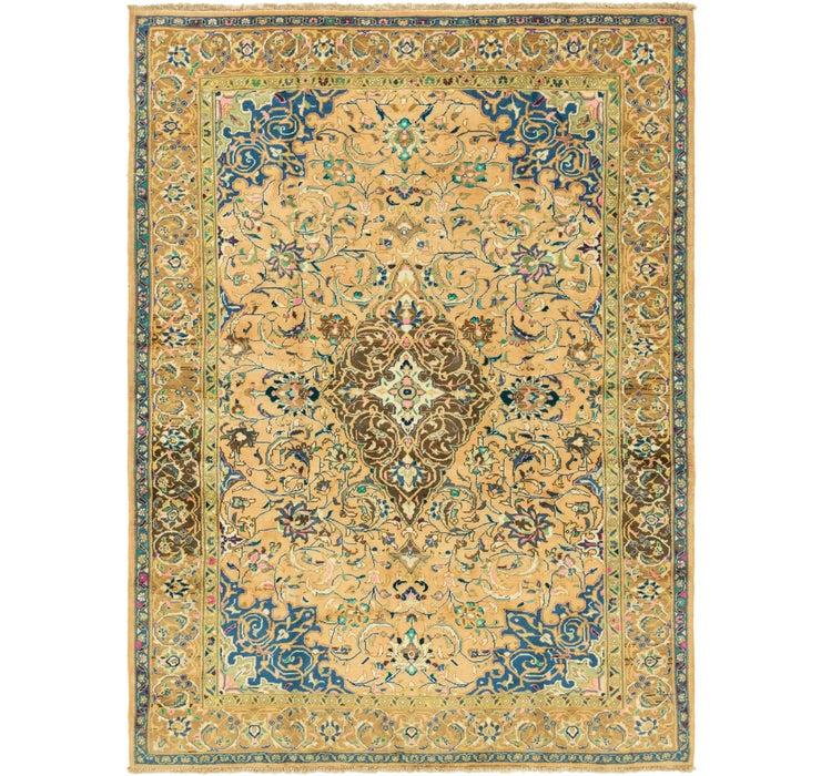 7' 10 x 10' 7 Mashad Persian Rug