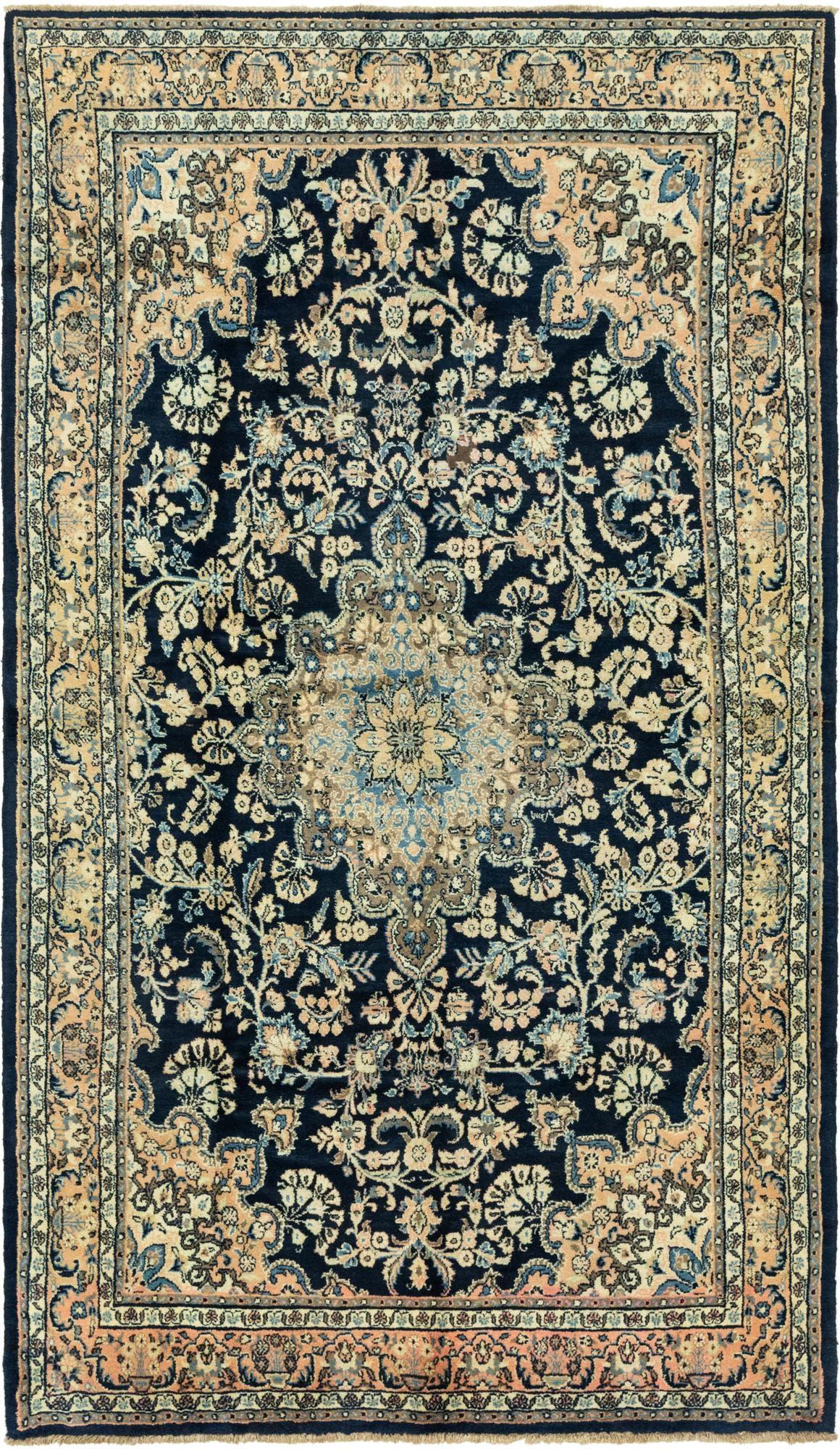 6' 10 x 11' 10 Hamedan Persian Rug main image