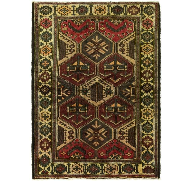 4' 4 x 6' 3 Bakhtiar Persian Rug