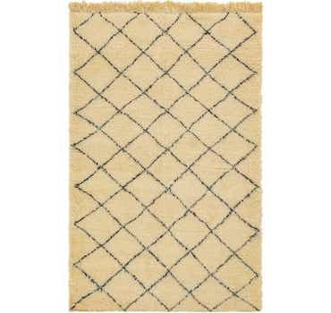 Image of 5' 5 x 8' 7 Moroccan Rug
