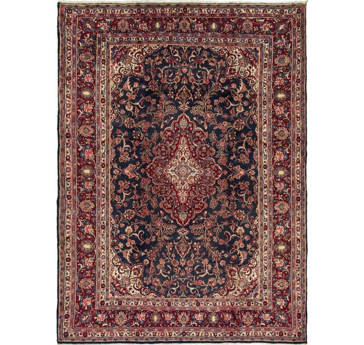 8' 9 x 12' 1 Shahrbaft Persian Rug