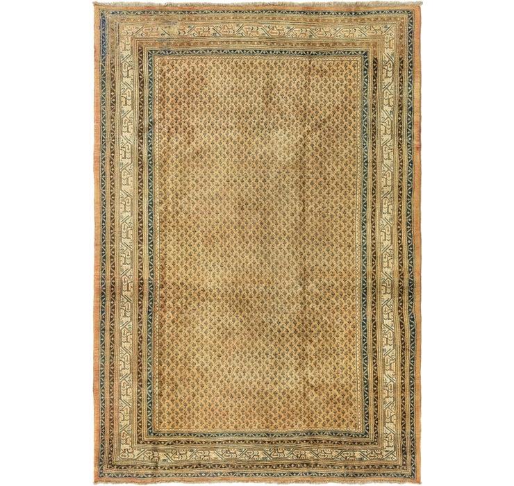 225cm x 335cm Botemir Persian Rug