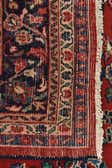 10' x 13' 4 Hamedan Persian Rug thumbnail