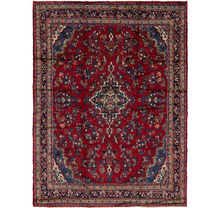 305cm x 405cm Hamedan Persian Rug
