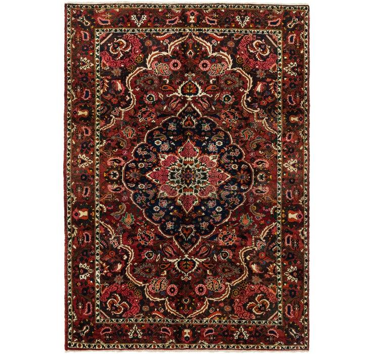 213cm x 305cm Bakhtiar Persian Rug