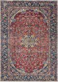 245cm x 348cm Isfahan Persian Rug thumbnail image 1