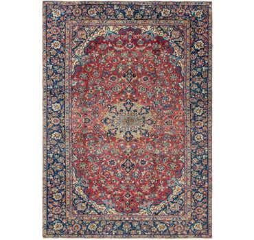 Image of 8' x 11' 5 Isfahan Persian Rug
