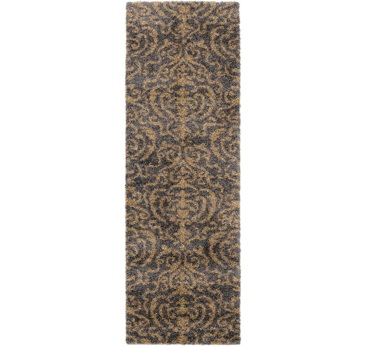 2' 2 x 7' 2 Frieze Runner Rug