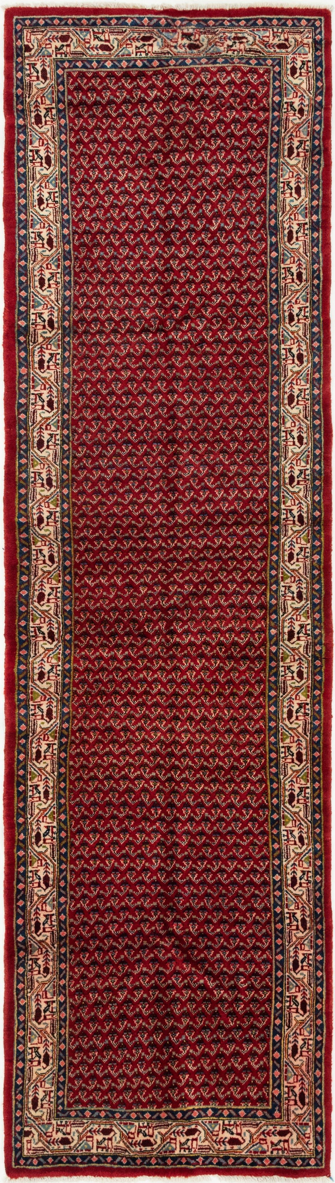 3' 5 x 12' 10 Botemir Persian Runner Rug main image