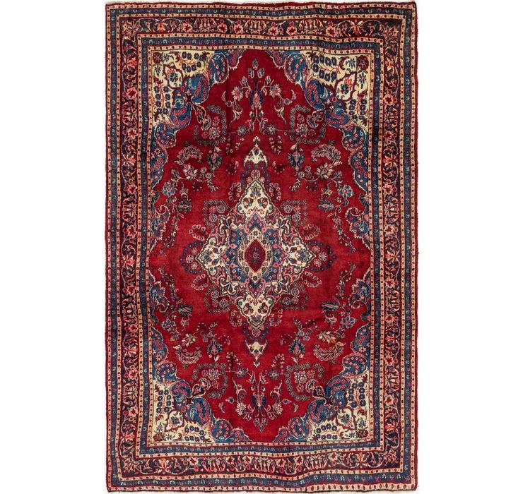203cm x 318cm Shahrbaft Persian Rug