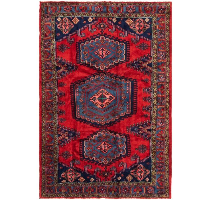 6' 10 x 10' 5 Viss Persian Rug