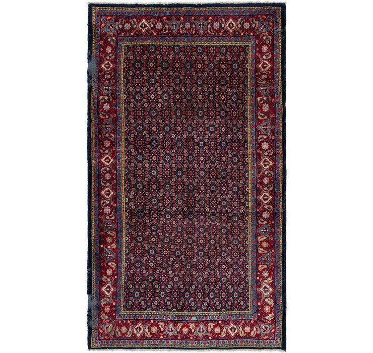 198cm x 355cm Farahan Persian Rug
