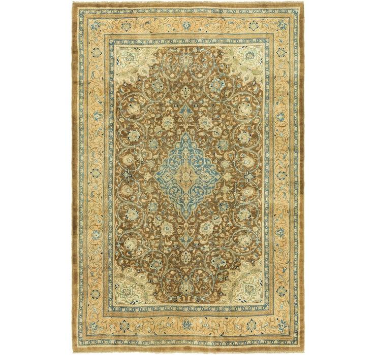 213cm x 312cm Mahal Persian Rug
