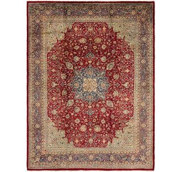 10' 2 x 13' 5 Farahan Persian Rug main image