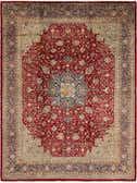 310cm x 410cm Farahan Persian Rug thumbnail image 1