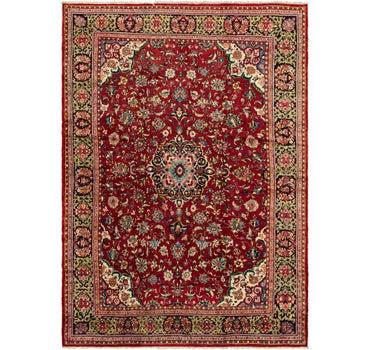 10' 3 x 14' 6 Meshkabad Persian Rug main image