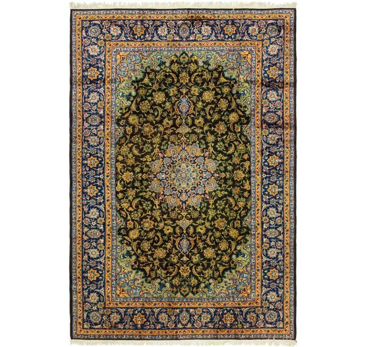 262cm x 390cm Isfahan Persian Rug