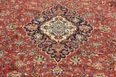 9' 8 x 14' 6 Kashan Persian Rug thumbnail