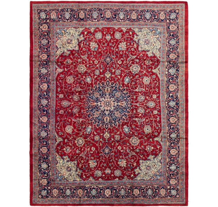 Image of 305cm x 390cm Farahan Persian Rug