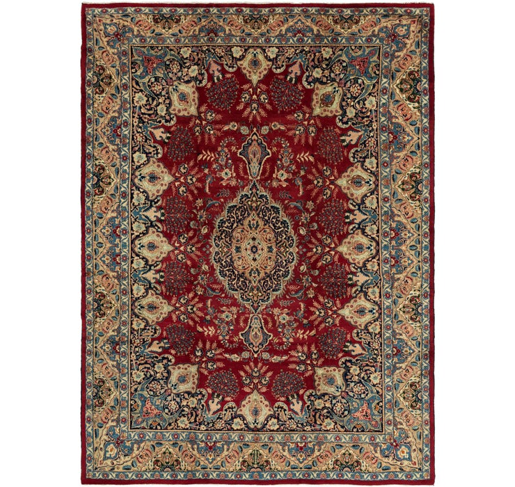 9' 10 x 13' 3 Birjand Persian Rug