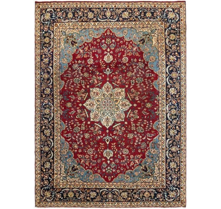 9' 3 x 13' 5 Isfahan Persian Rug