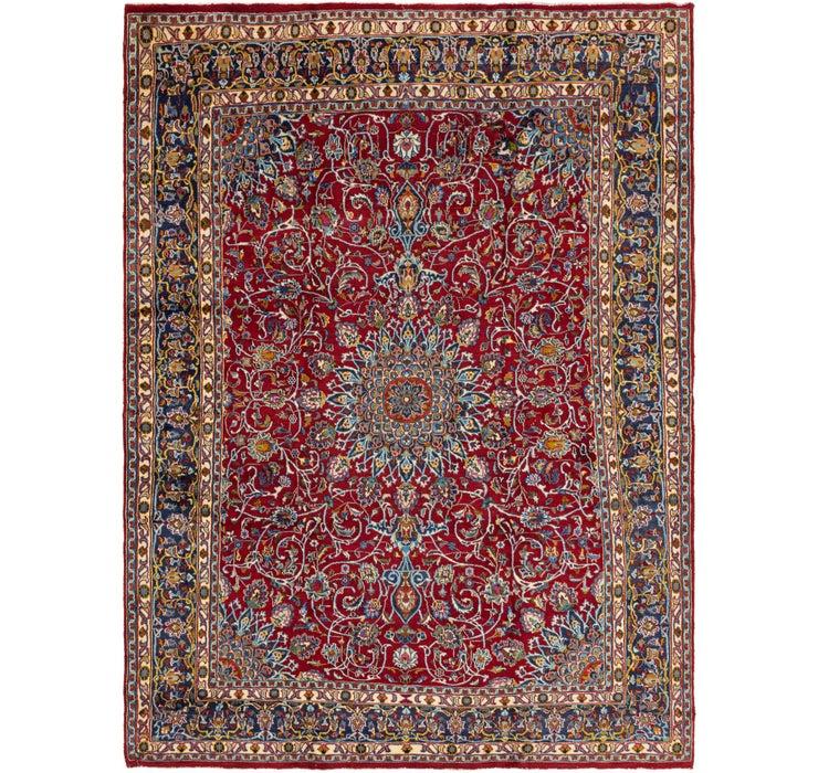 9' 5 x 12' 8 Kashmar Persian Rug