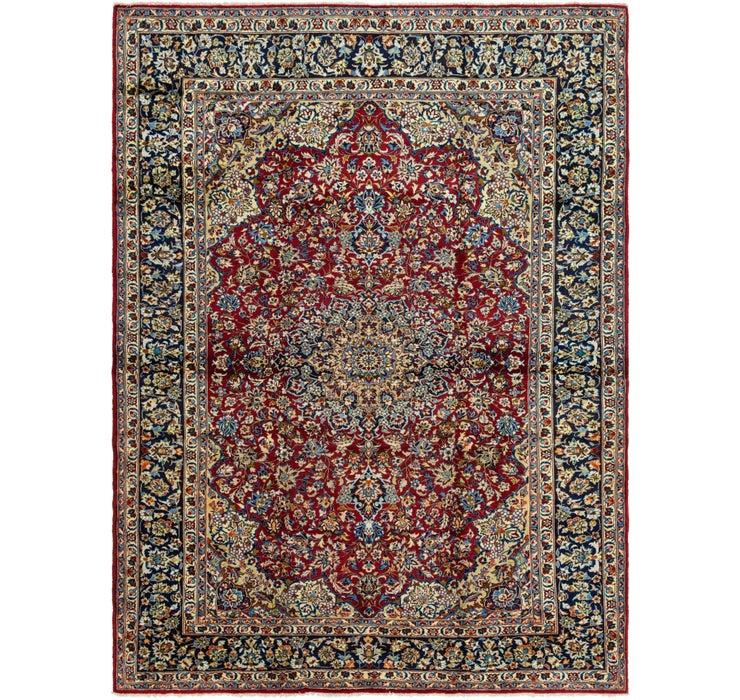 297cm x 395cm Isfahan Persian Rug