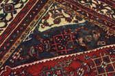 6' 10 x 9' 8 Hamedan Persian Rug thumbnail
