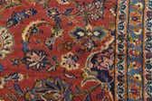 7' 5 x 11' 4 Kashan Persian Rug thumbnail