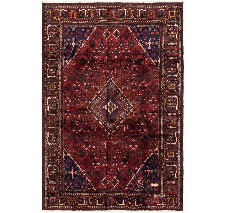 7' x 10' 9 Maymeh Persian Rug