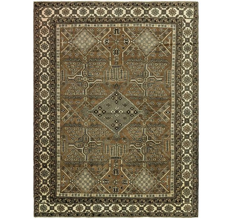 297cm x 390cm Ferdos Persian Rug