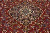 8' 2 x 11' 5 Kashan Persian Rug thumbnail