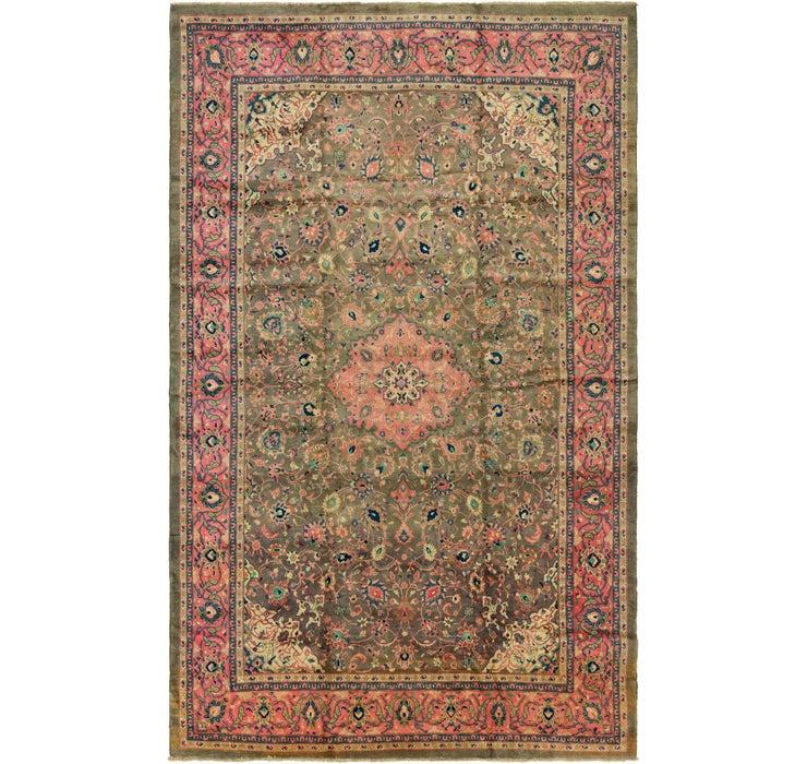 9' 9 x 16' Farahan Persian Rug