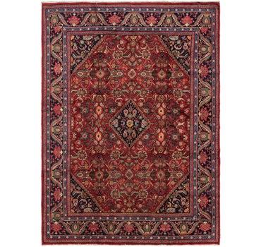 9' x 12' Mahal Persian Rug main image