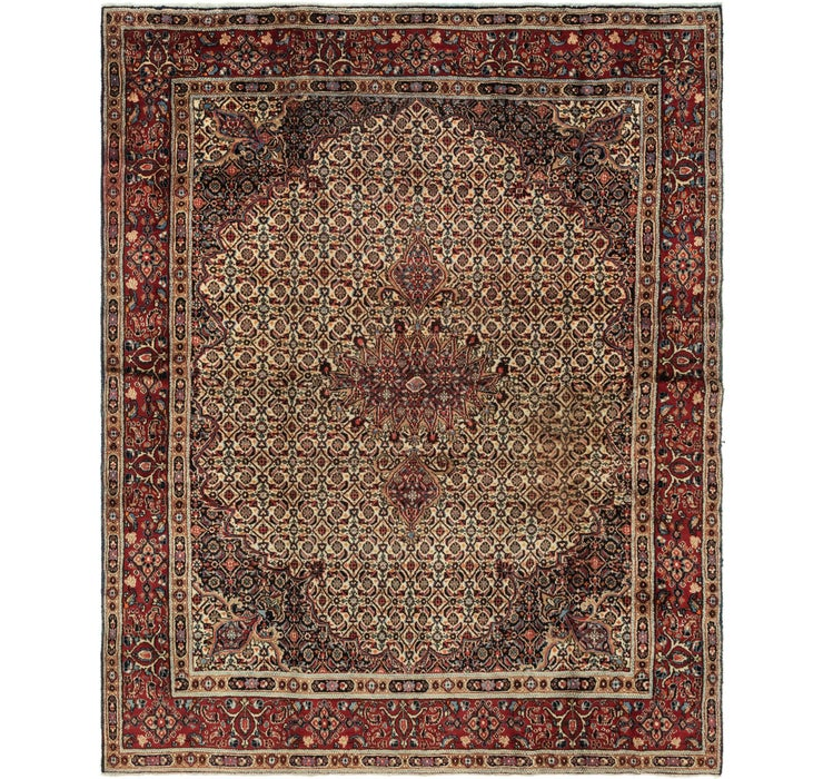 218cm x 270cm Mood Persian Square Rug