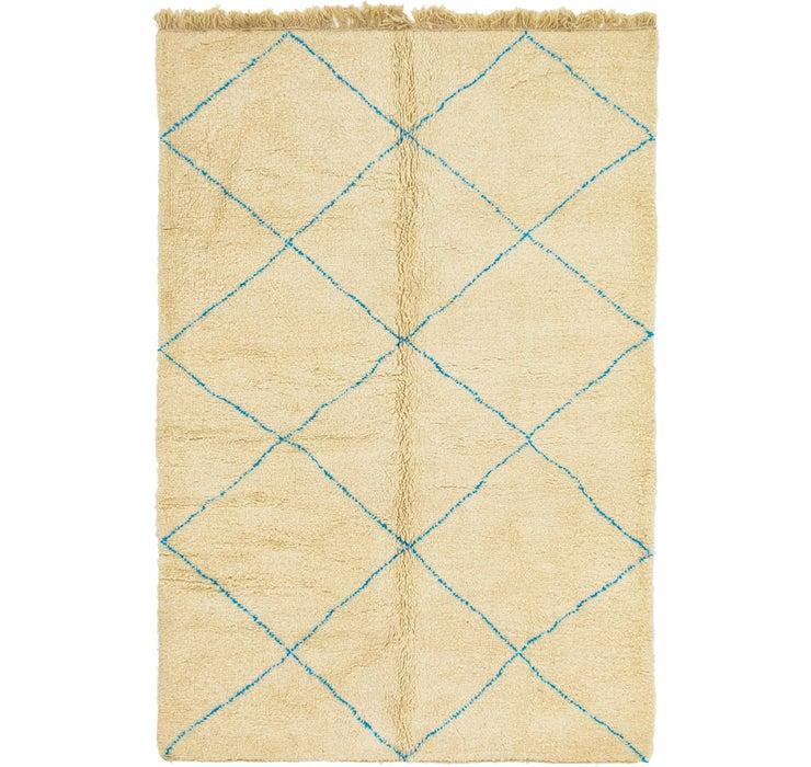 6' 10 x 10' 2 Moroccan Rug