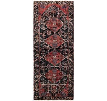 4' 10 x 13' Shahsavand Persian Runner Rug main image
