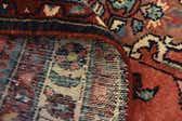 3' 7 x 13' Nanaj Persian Runner Rug thumbnail