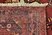5' 2 x 13' Roodbar Persian Runner Rug thumbnail
