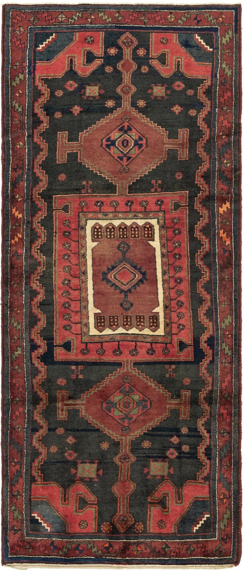 4' x 10' Koliaei Persian Runner Rug main image