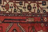 3' 4 x 9' 9 Hamedan Persian Runner Rug thumbnail