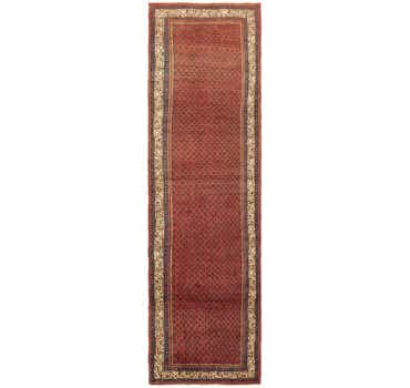 Image of 3' 8 x 13' 8 Botemir Persian Runner ...