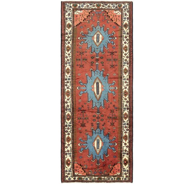 152cm x 410cm Ardabil Persian Runner ...
