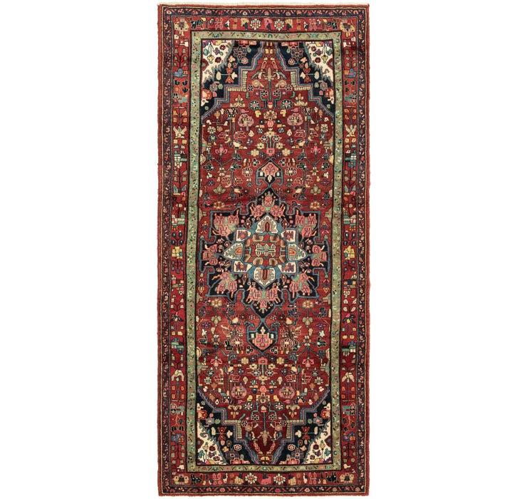 135cm x 343cm Nahavand Persian Runner...