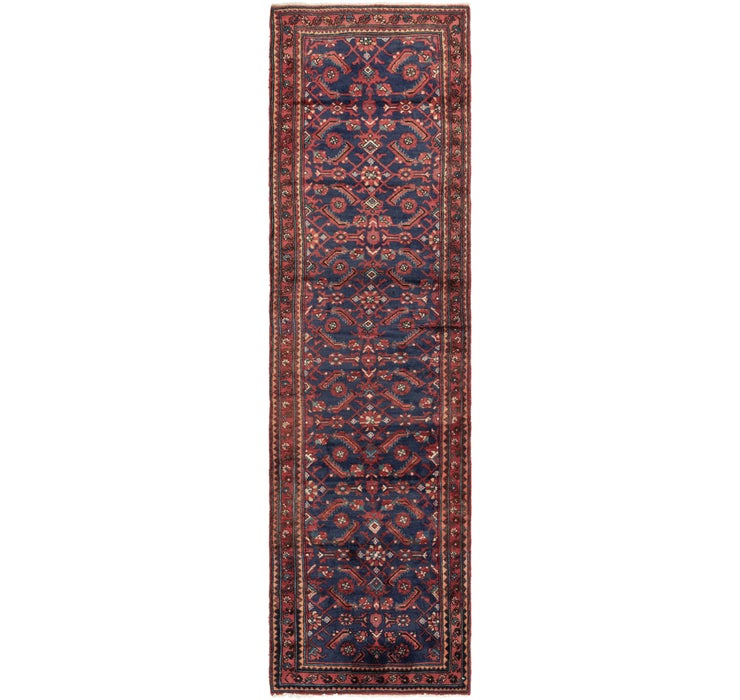 105cm x 405cm Hossainabad Persian Run...