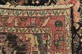 3' 8 x 12' 9 Hamedan Persian Runner Rug thumbnail