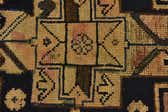4' 7 x 10' 7 Shiraz Persian Runner Rug thumbnail
