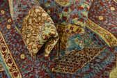 250cm x 292cm Mamluk Ziegler Oriental Rug thumbnail