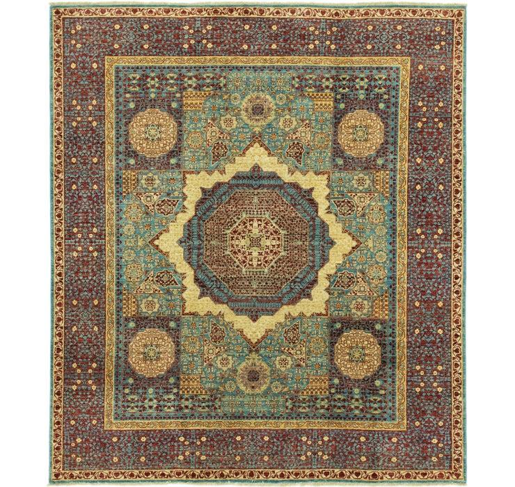 250cm x 292cm Mamluk Ziegler Oriental...
